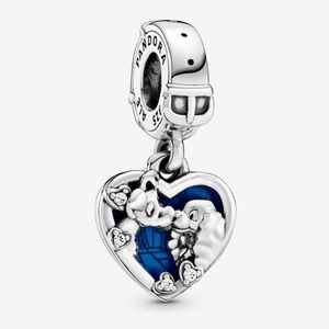 Pandora Lady And The Tramp Charm